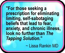 EFT Quote-Lissa Rankin MD