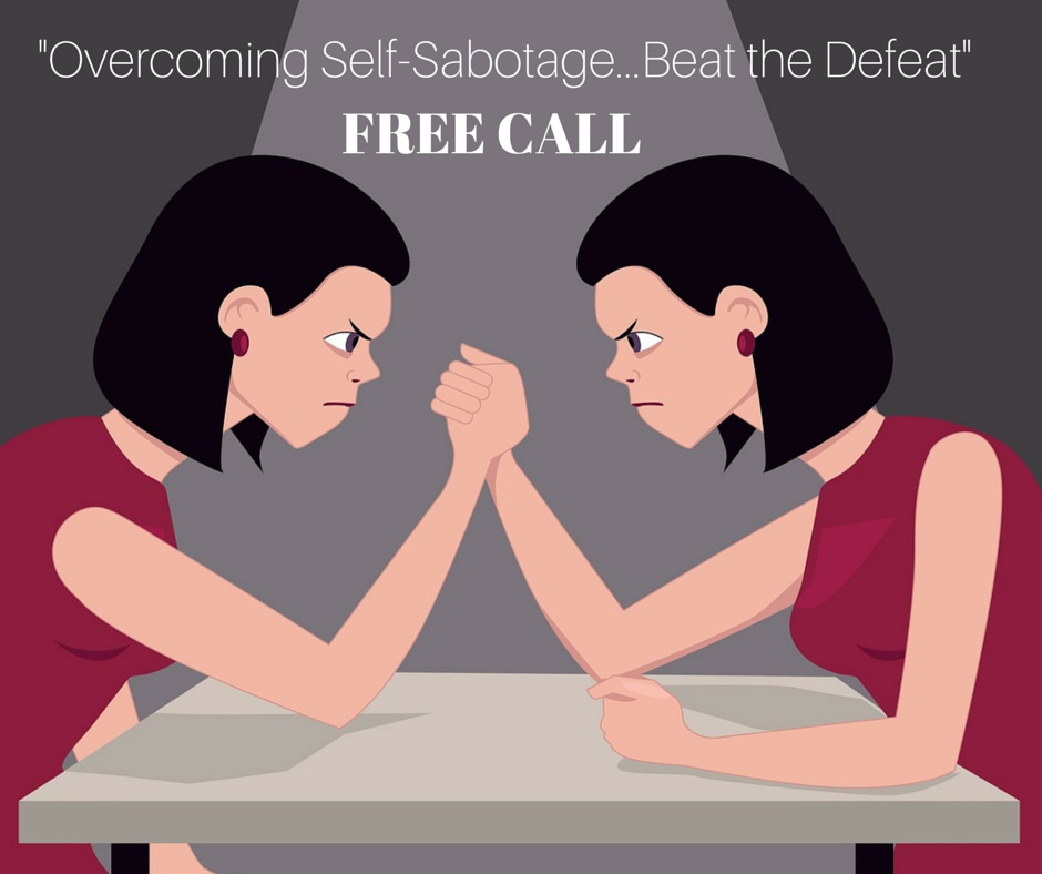 Image result for Overcoming Self-Sabotage