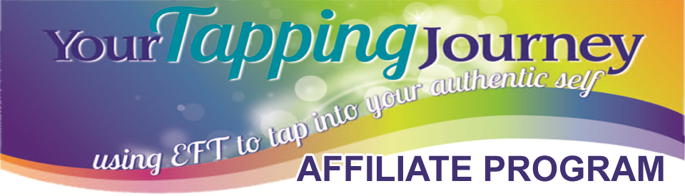 Affiliate Program at Your Tapping Journey